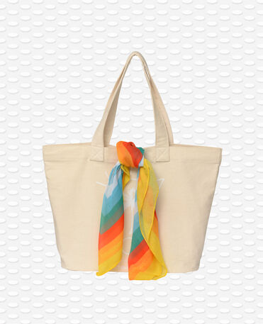 Havaianas shopping bag  - Bolso de playa Blanco