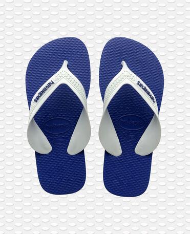 Havaianas Kids Max - flip-flops - BLACK/BLUE MARINE - niño
