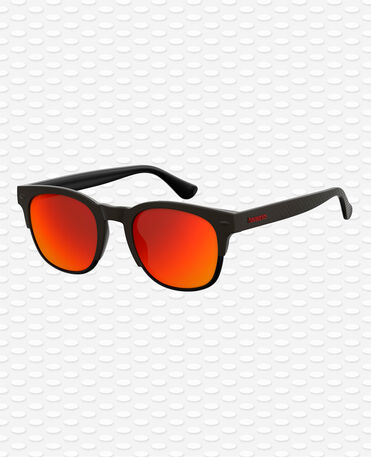 Havaianas Eyewear Angra Mirrored - Black Sunglasses