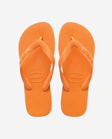 Havaianas Top - flip-flops - VIBRANT ORANGE - female
