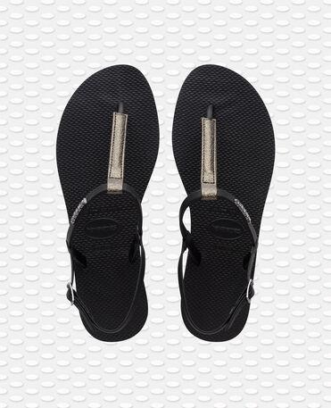 Havaianas You Rio - city-sandals - BLACK - mujer