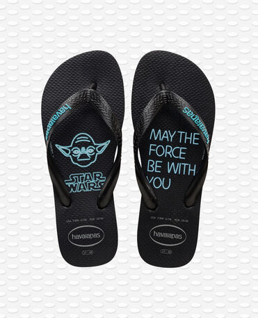 Havaianas Star Wars - Black/blue - Flip flops