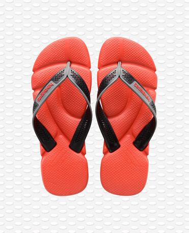 Havaianas Power - strawberry/black - Flip flops - Men