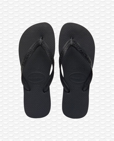 Havaianas Top - Black - Flip Flops - Women