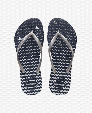 Havaianas Slim Oceano - Navy Flip flops Women