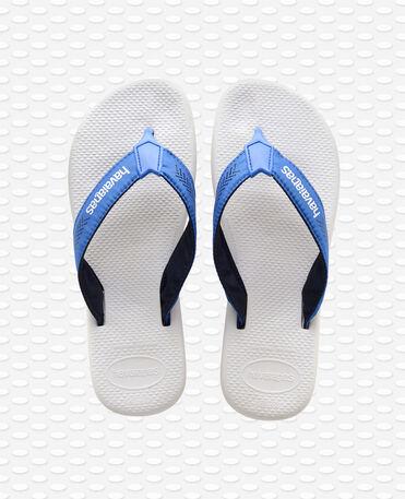 Havaianas Surf Pro - Flip Flops - weißer / blauer Stern - Herren