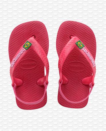 Havaianas Baby Brasil Logo II - Tulip - Flip flops - Kids