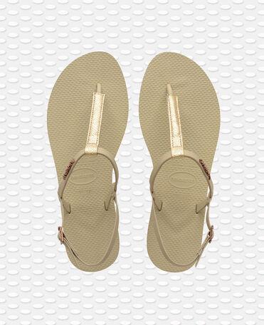 Havaianas You Rio - city-sandals - SAND GREY - mujer
