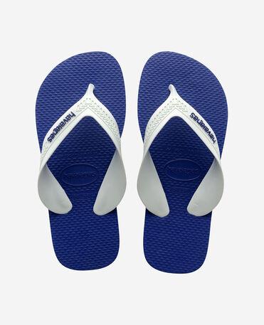 Havaianas Kids Max - flip-flops - BLACK/BLUE MARINE - unisex