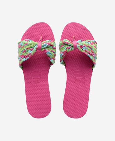 Havaianas You St Tropez Mesh - city-sandals - PINK FLUX - mujer