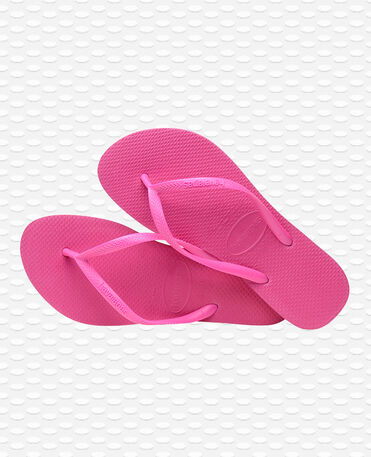 Havaianas Slim - Tongs - Hollywood Rose - Femmes