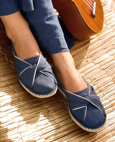 Havaianas Origine Twist - Blue Navy Espadrilles Women