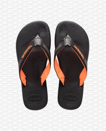 Havaianas Surf Pro - black/black - Flip flops - Men