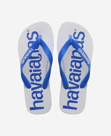 Havaianas Top Logomania 2 - flip-flops - BLUE STAR - unisex
