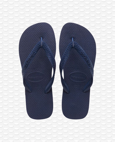 Havaianas Top - Navy Blue - Flip Flops - Women