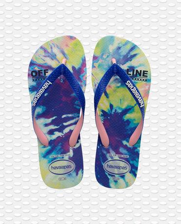 Havaianas Top Fashion - flip-flops - APPLE GREEN - mujer