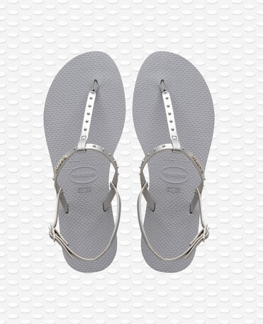 Havaianas You Riviera Maxi - Ice Grey - Flip Flops - Women