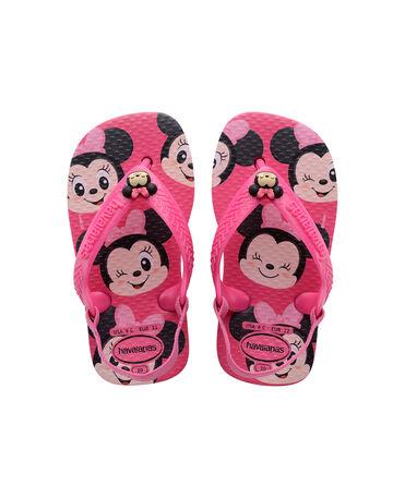 Havaianas Baby Disney Classics II - flip-flops - PINK FLUX - unisex