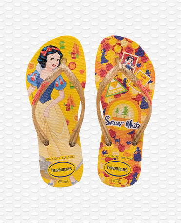 Havaianas Kids Slim Princess - Banana yellow - Flip flops - Kids