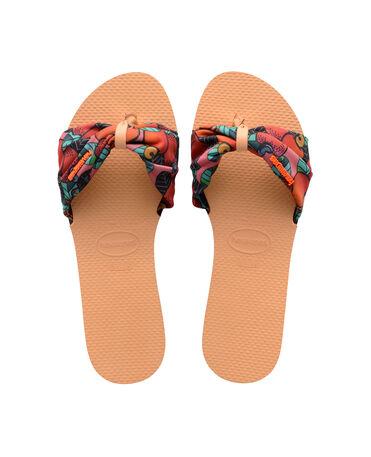 Havaianas You St Tropez - city-sandals - PEACH - unisex