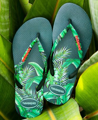 Havaianas Slim Sensation - Green Flip flops Women
