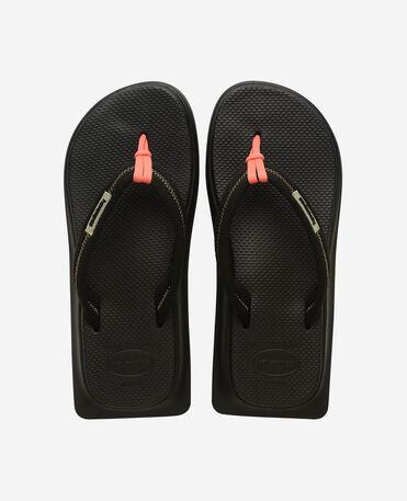Havaianas Tradi Zori - flip-flops - BLACK - unisex