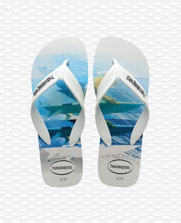 Havaianas Surf - white/water - Flip flops - Men