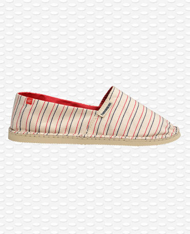 Havaianas origine classic III - White/Red - Espadrilles - Men