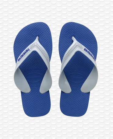 Havaianas Kids Max - new graphite/marine blue - Flip flops - Kids