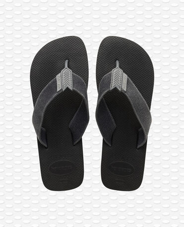 Havaianas Urban Basic - black/grey - Flip flops - Men