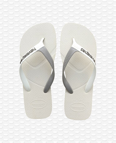 Havaianas Casual - white/grey - Flip flops - Women