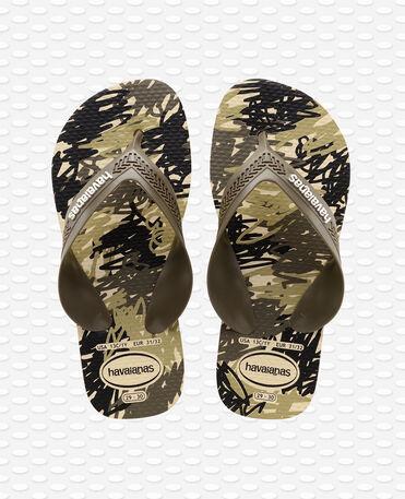 Havaianas Kids Max Trend - Black/white - Flip flops - Kids