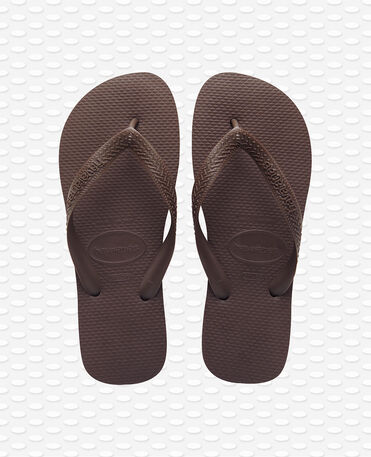 Havaianas Top - Flip Flops - Dark Brown - Women