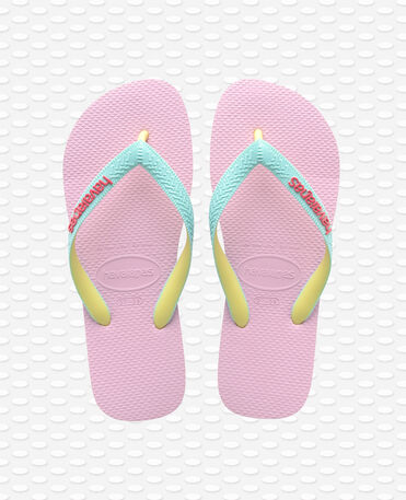 Havaianas Top Mix - Rose Quartz / Ice Blue - Flip Flops - Women