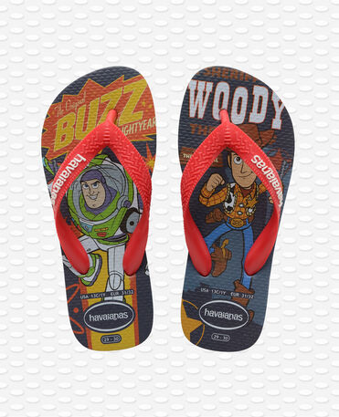 Havaianas Top Kids Toy Story - Infradito - blu indaco