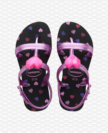 Havaianas Kids Joy Pop - Sandalen - Schwarz - Kinder