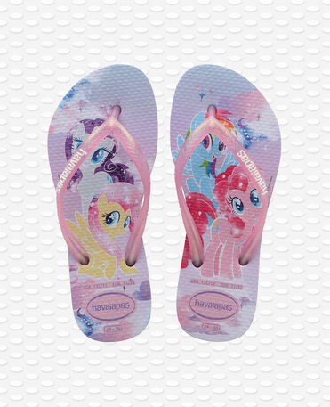 HAVAIANAS KIDS SLIM MY LITTLE PONY