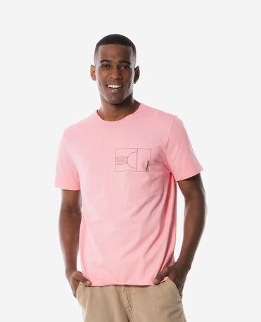 Havaianas T-Shirt Jaguar Back - T-shirts man - STRAWBERRY