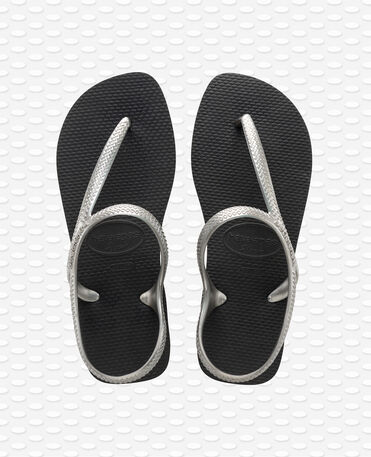 Havaianas Flash Urban - Black/Silver - Flip Flops - Women