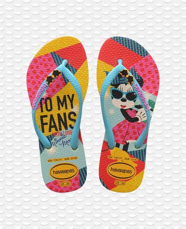 Havaianas Kids Disney Cool - flip-flops - kids