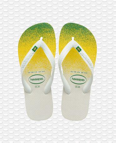 Havaianas Brasil Fresh - flip-flops - WHITE - unisex