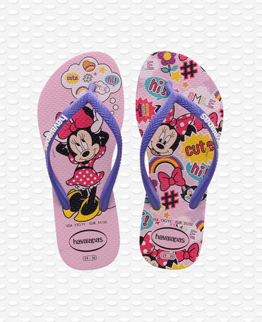 Havaianas Kids Disney Cool - Rose quartz - Flip flops - Kids