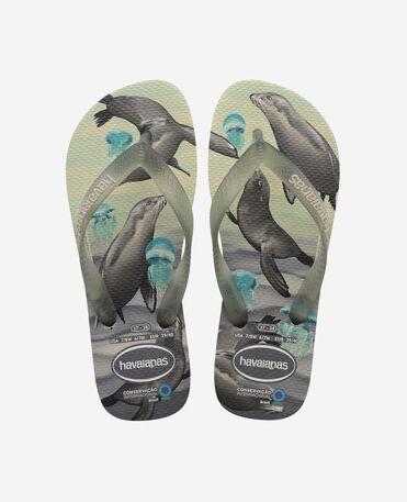 Havaianas Conservation International - flip-flops - BEIGE - unisex