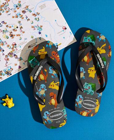 Havaianas Kids Top Pokemon