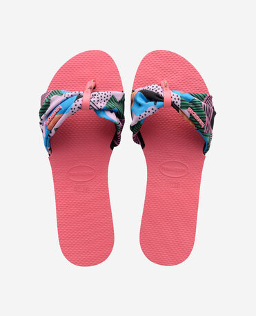 Havaianas You St Tropez - city-sandals - PINK PORCELAIN - mujer
