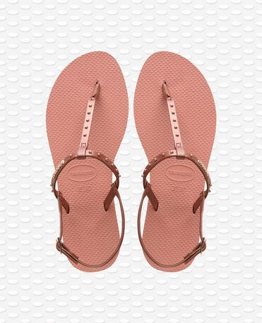 Havaianas You Riviera Maxi - Rose Nude - Flip Flops - Women