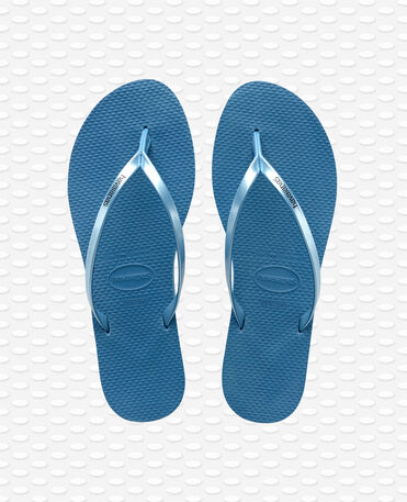 Havaianas You Metallic - Blue - Flip Flops - Women