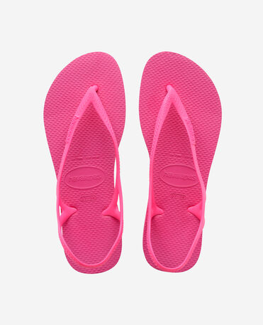 Havaianas Sunny II - beach sandals - PINK FLUX - mujer