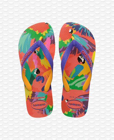 Havaianas Top Fashion - Flamingo - Flip Flops - Women