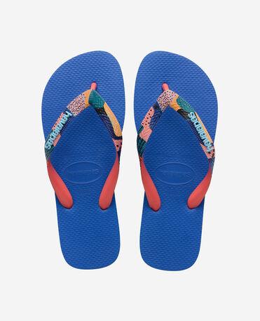 Havaianas Top Verano - flip-flops - BLUE STAR - mujer